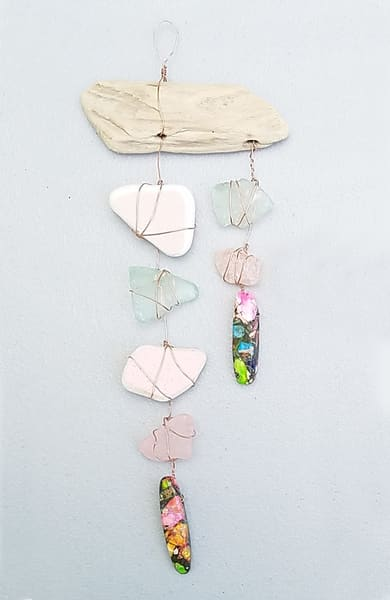 Pale Pink Cutie | Sea Glass