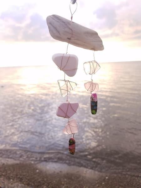 Pale Pink Cutie | Sea Glass