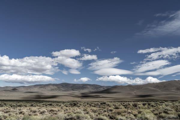 Drifting In Nevada Art   davinart