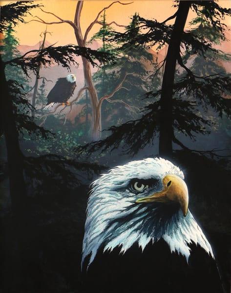 Daybreak In Black Canyon Art | originalz
