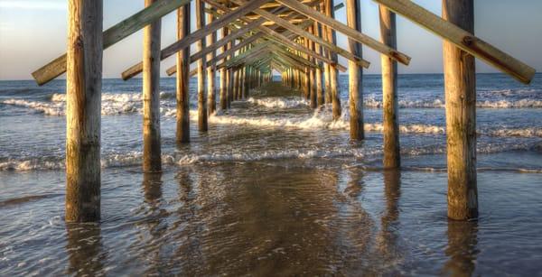 Pier View Panoramic Art | Willard R Smith Photography