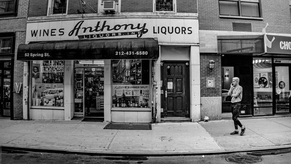Anthony Wines And Liquors Photography Art | Cid Roberts Photography LLC