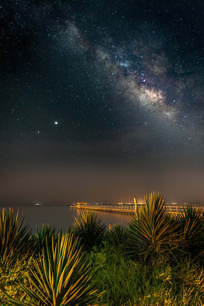 Rockport Milky Way 2 Photography Art | John Martell Photography
