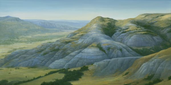 *Badlands Vista Art | Tarryl Fine Art