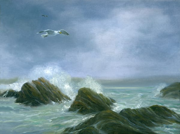 *On The Wings Of A Storm Art | Tarryl Fine Art