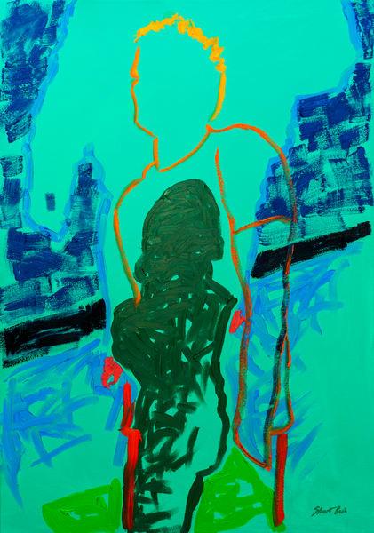 It Won T Make You Happy   Fine Art Print Art   Stuart Bush Studio
