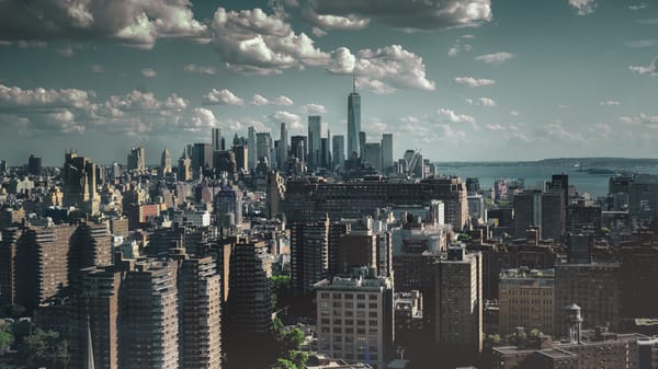 Southern Manhattan, Late Afternoon Photography Art   Cid Roberts Photography LLC