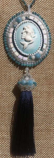 She From The Sea With Detachable Tassle  | artalacarte