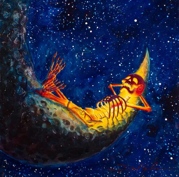 Siesta Luna Art | Danielsartwork