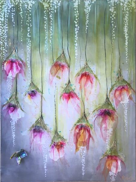 Fairy Garden Art   Michele Harmon Art