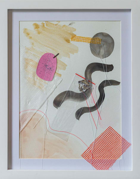 Quarantine Series, #7 Art | Makiko Harris Art