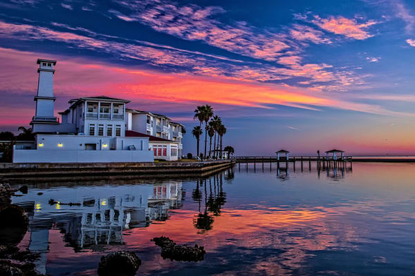 Lighthouse Reflections Photography Art | John Martell Photography