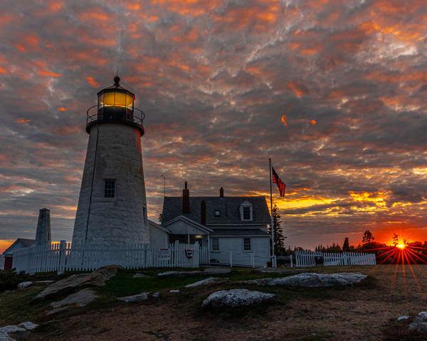 Pemaquid Point Photography Art | John Martell Photography