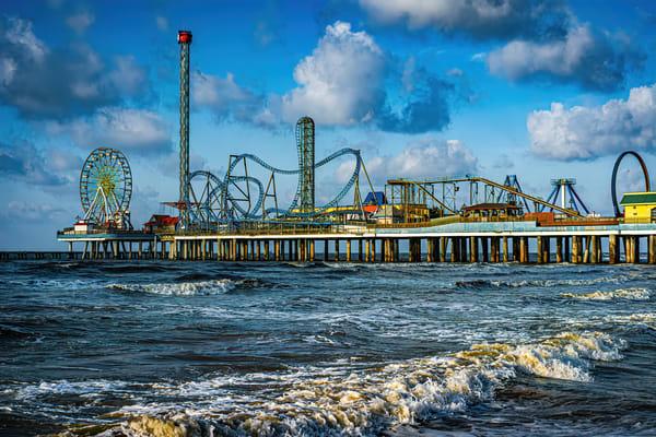 Pleasure Pier Photography Art | John Martell Photography