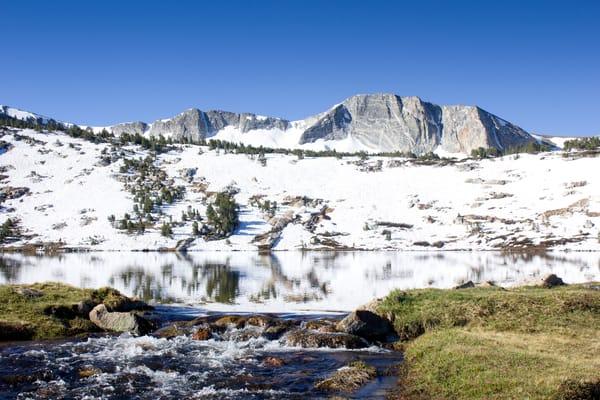 Spring Thaw In Yosemite Photography Art | Chad Wanstreet Inc