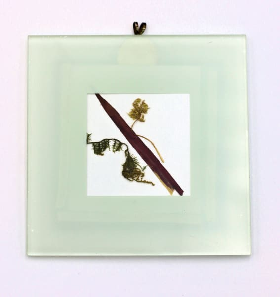 Pressed Flower Ornament Wall Hanging (AA008)