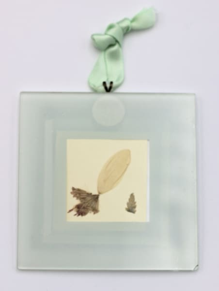 Pressed Flower Ornament Wall Hanging (AA010)