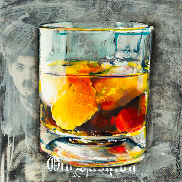 Old Fashion Art | Jeff Schaller