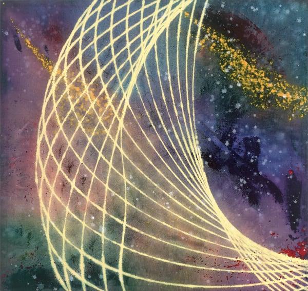 Law Of Universal Velocity A Art | Otto Thorsen Art
