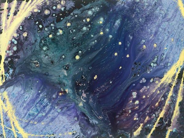 Nebulae Dominii Art | Otto Thorsen Art
