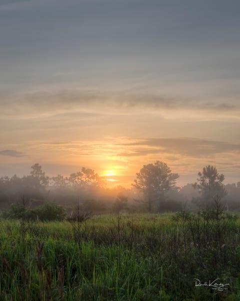 Okeechobee Sunrise