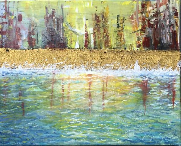 Golden Rampart 1 Art | Rowena Art Shop