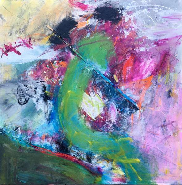 A Very Good Year Art | Mary Kinzelberg Art
