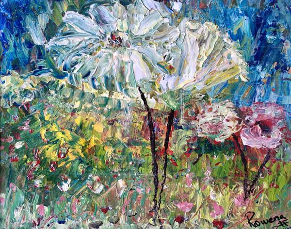 Wild Flowers Art | Rowena Art Shop