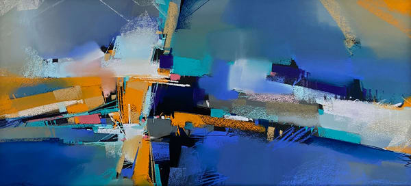Blue Heaven Art | Michael Mckee Gallery Inc.
