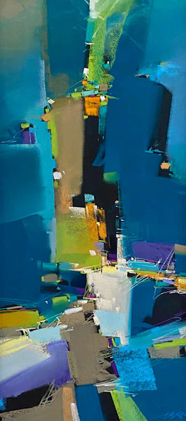 Urban Thalo Art | Michael Mckee Gallery Inc.