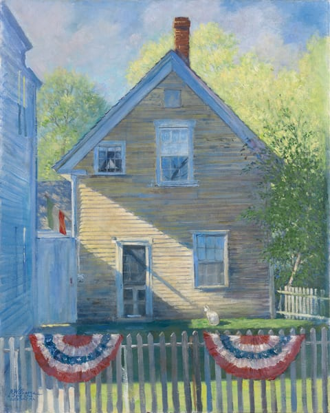 Fourth Of July Art | capeanngiclee