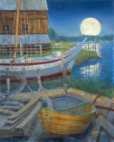 Full Astern Art | capeanngiclee
