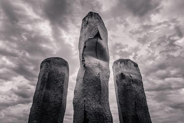 Stone Pillars, Tacoma, Washington, 2014