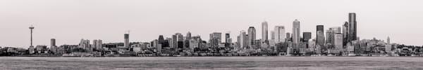 Skyline, Seattle, Washington, 2014