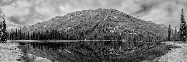 Tucquala Lake, Kittitas County, Washington, 2012