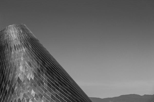 The Cone, Museum of Glass, Tacoma, Washington, 2014