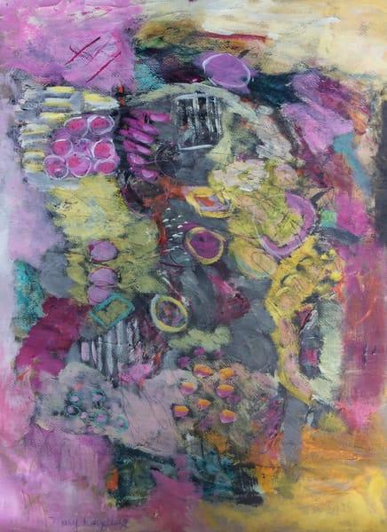 Secret Flowers Art | Mary Kinzelberg Art