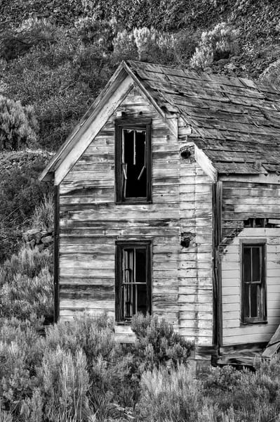 Abandoned Farmhouse, Alstown, Washington, 2013