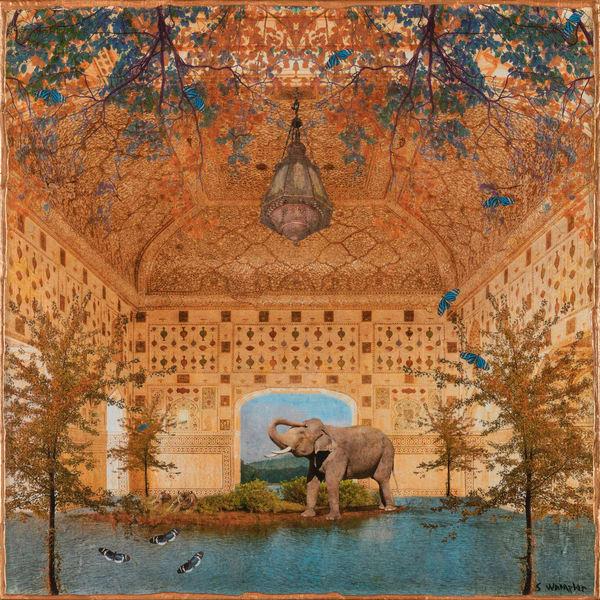 I Remember India No 4 Art | Sondra Wampler | fine art