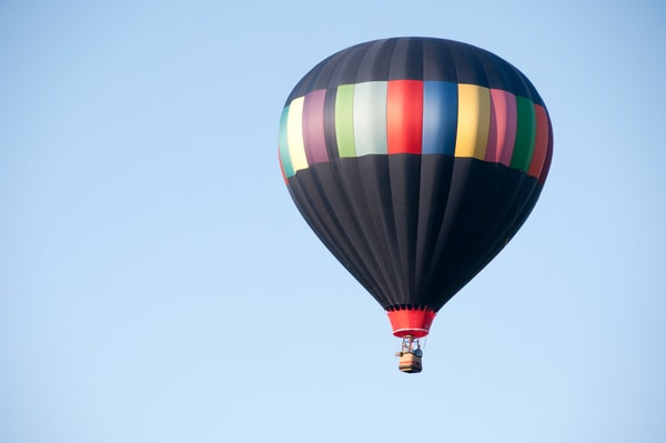Hot Air Balloon  Photography Art | Paul J Godin Photography