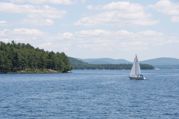Lake Winnipesaukee Photography Art | Paul J Godin Photography