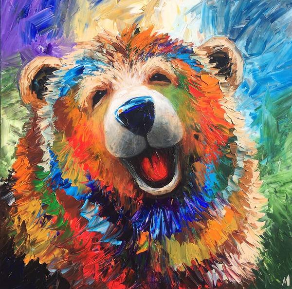 Happy Happy Art | Madaras Gallery
