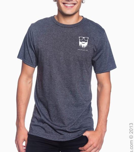 6 Million Acres Series/Unisex Lightweight T Shirt(Heather Dark Grey) | Kurt Gardner Photogarphy