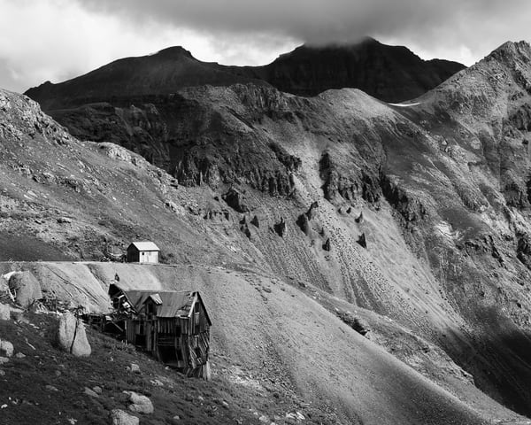 Mountain Top Mine, Governor Basin, Colorado, 2013