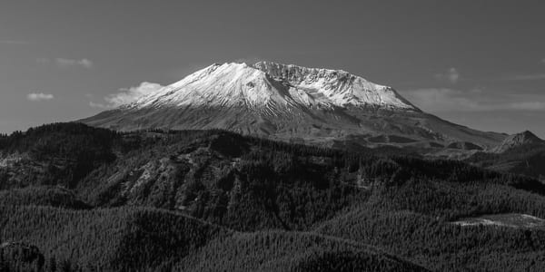 Mt St Helens, Washington, 2007