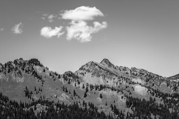 Sourdough Mountains, Mount Rainier National Park, Washington, 2016