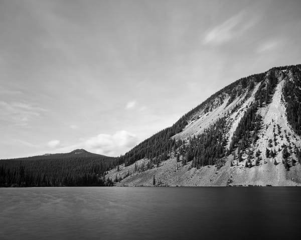 Spiral Butte from Dog Lake, Washington, 2019
