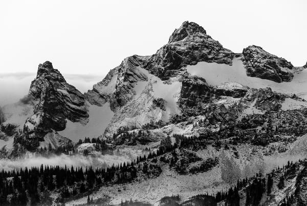 Tatoosh Range, Mount Rainier National Park, Washington, 2007