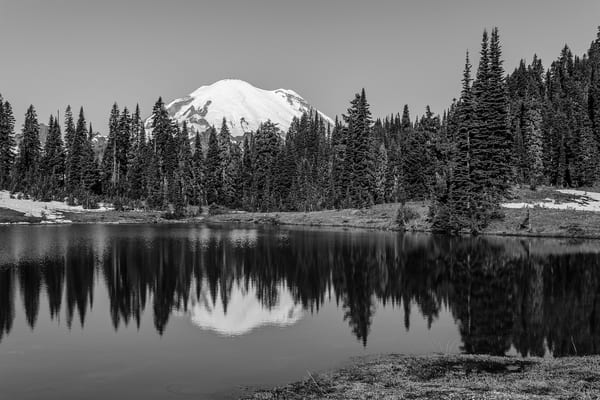 Tipsoo Lake, Mt Rainier, Washington, 2014