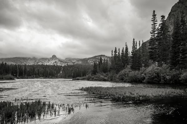 Lower Twin Lakes, Mammoth Lakes, California, 2015